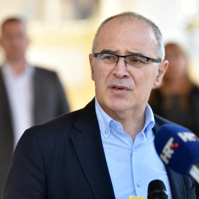 Ravnatelj OB Zadar Željko Čulina
