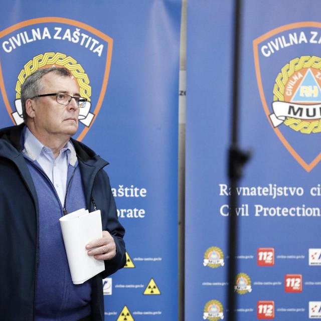 Krunoslav Capak, ravnatelj ZZJZ RH<br />