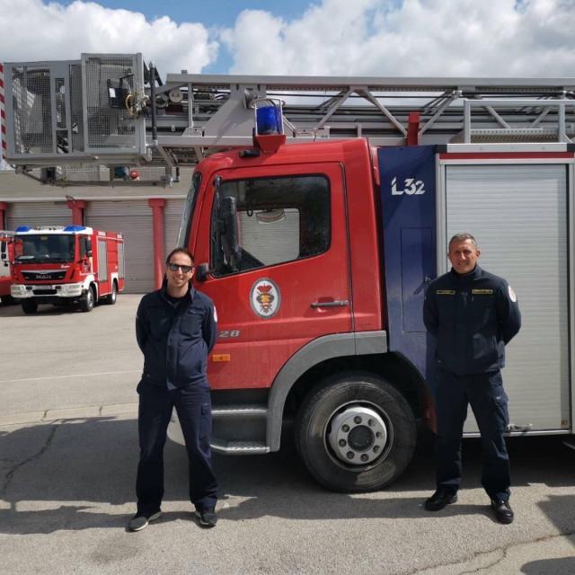Dubrovački vatrogasci krenuli u Zagreb
