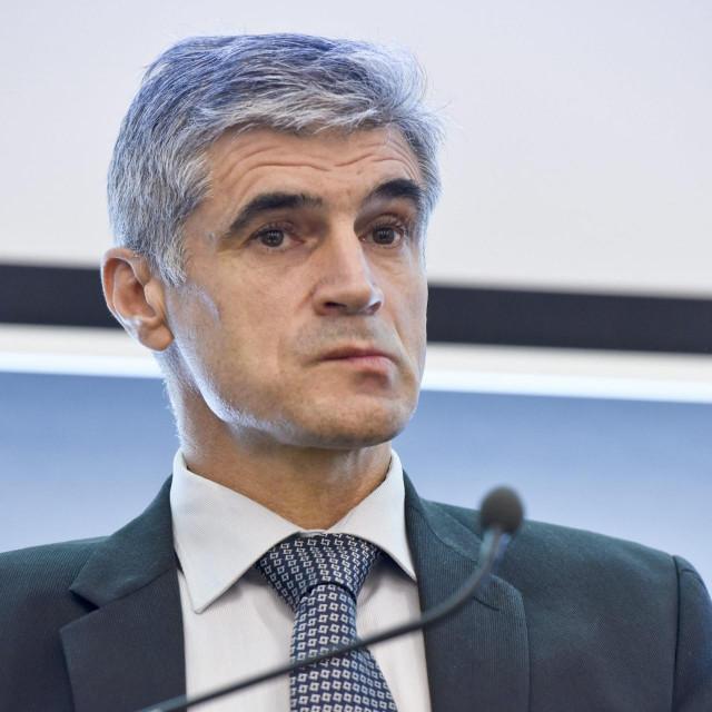 Danijel Nestić s Ekonomskog instituta