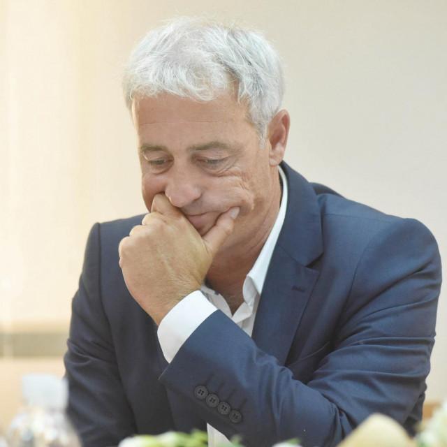 Silvio Nardelli, načelnik Općine Župa dubrovačka /