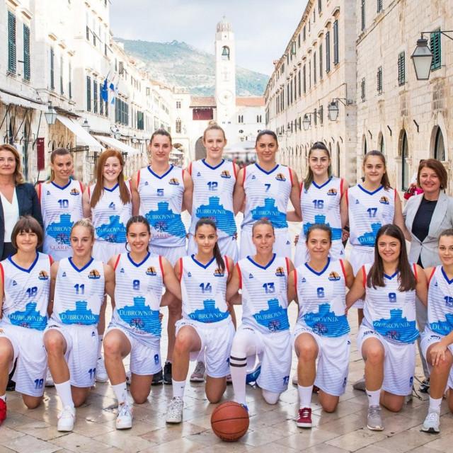 Ženski košarkaški klub Ragusa facebook: ŽKK Ragusa