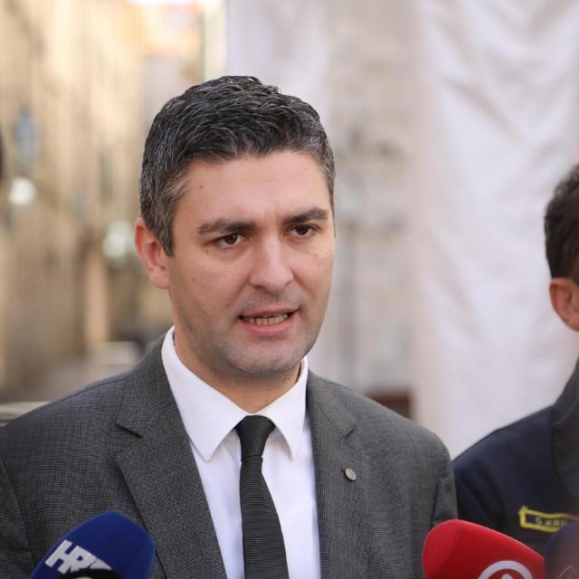 Mato Franković i Stjepko Krilanović, Dubrovnik, korona