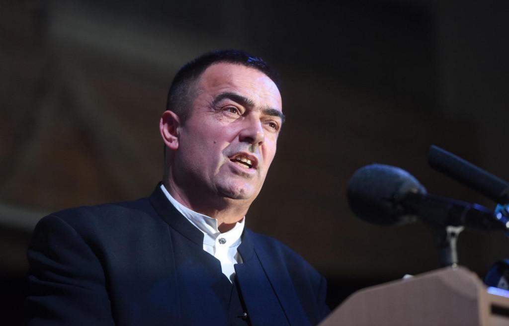 Ivan Knez, gradonačelnik Biograda<br />