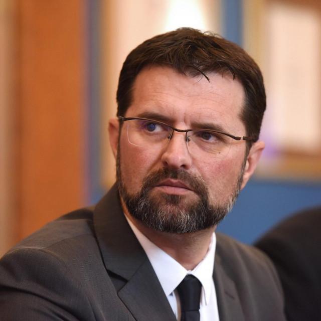Ante Babić, zamjenik gradonačelnika i načelnik gradskog Stožera civilne zaštite