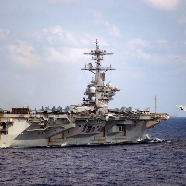 Nosač aviona 'USS Theodore Roosevelt'