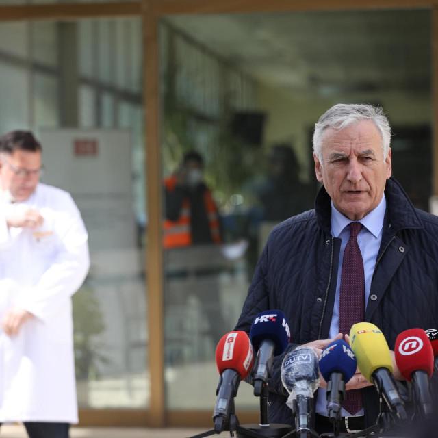 U Dubrovačko- neretvanskoj županiji danas je zabilježeno novih 7 osoba koej su pozitivne na koronavirus