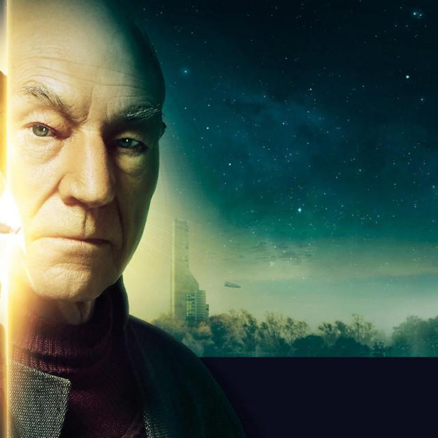 Za razliku od posljednjeg TV proizvoda iz franšize s Picardom 'The next generation' s kraja 1980-tih, ovaj novi ne odiše optimizmom