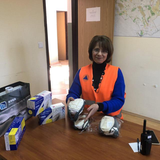 Zaštitna oprema podijeljena lokalnim stožerima civilne zaštite