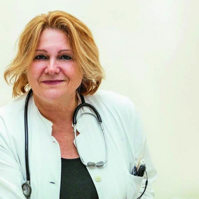Ljiljanu Beticu Radić, prim. dr.med., spec. infektologije u dubrovačkoj Općoj bolnici