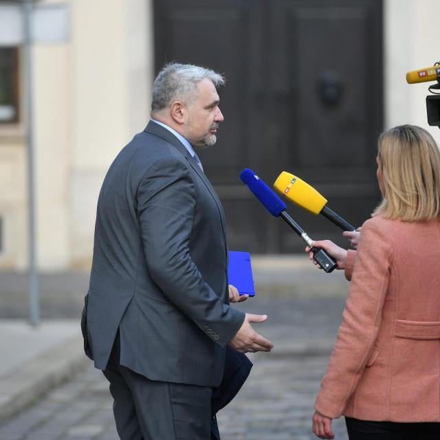 Davor Majetić,glavni direktor HUP-a