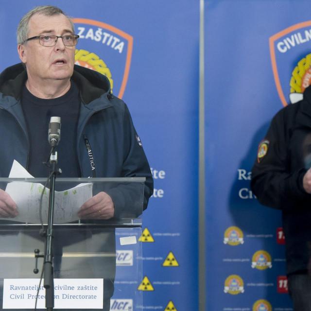 Krunoslav Capak i Davor Božinović<br />