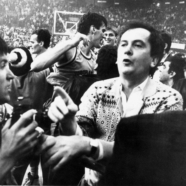 Na današnji dan prije 31 godine Jugoplastika je postala prvak Europe