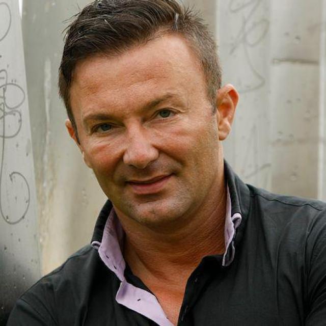 Petar Vlahov, novinar HTV-a iz Šibenika