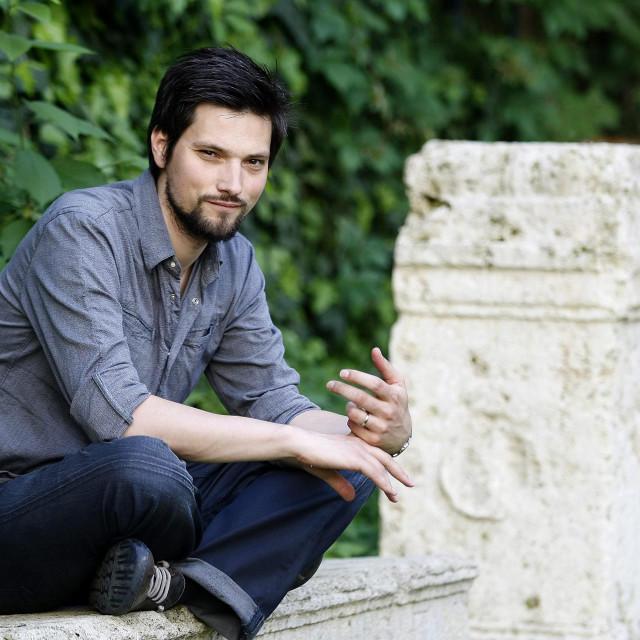 Dario Harjaček, redatelj predstave 'Dica'