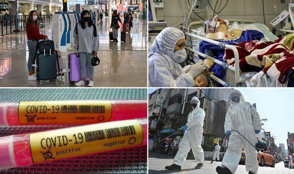 Do ponedjeljka ujutro broj zaraženih ljudi u svijetu bliži se brojci od 1,3 milijuna i 70 tisuća mrtvih.