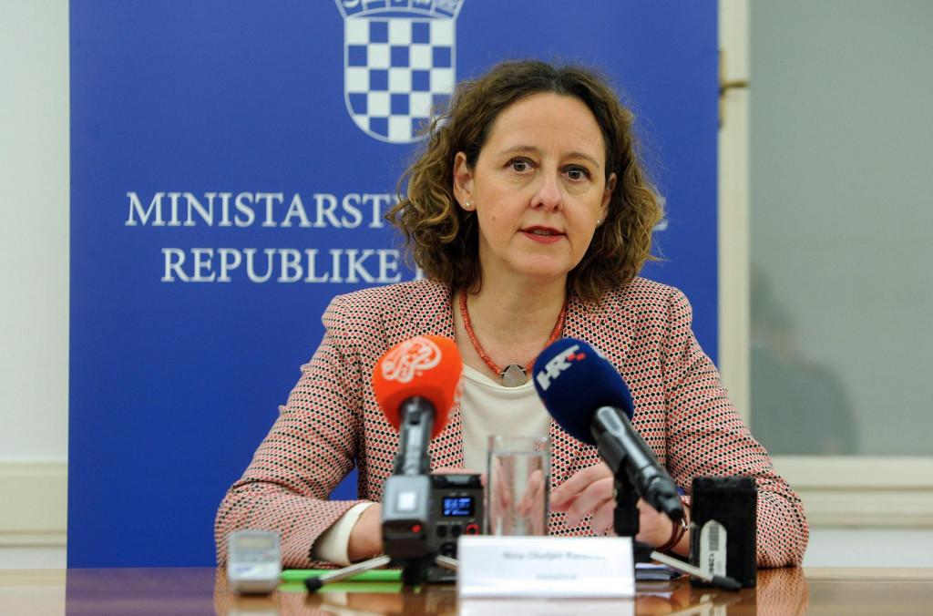 Nina Obuljen Koržinek najavila je natječaj za one koji dijele ili stvaraju online sadržaje<br />