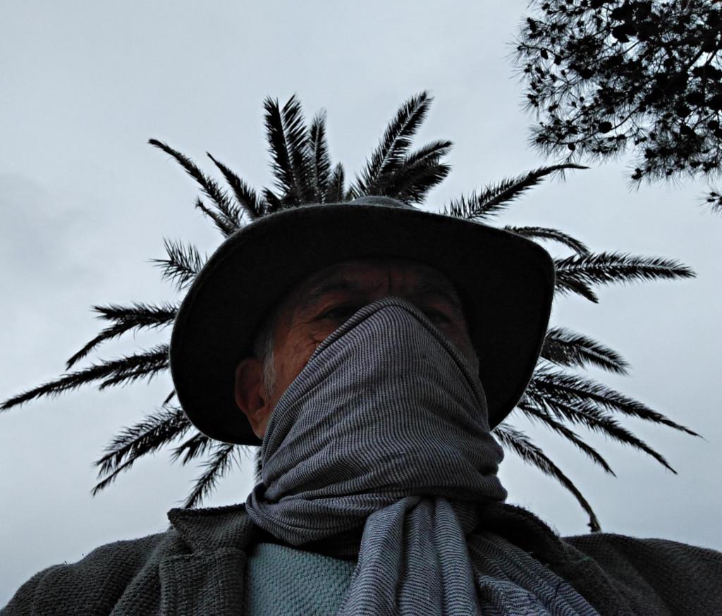 Kuštre pod maskom