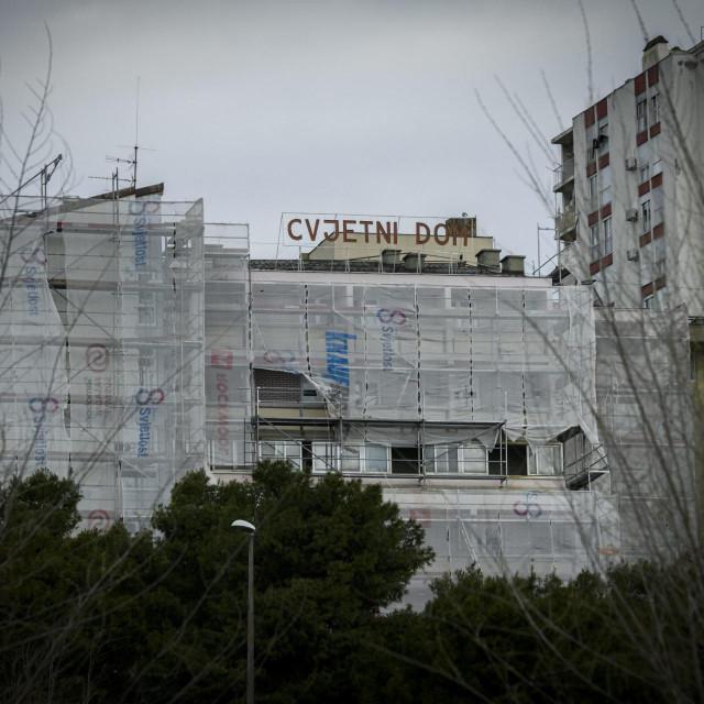 Radovi na energetskoj obnovi objekta starog 45 godina počeli su sredinom veljače