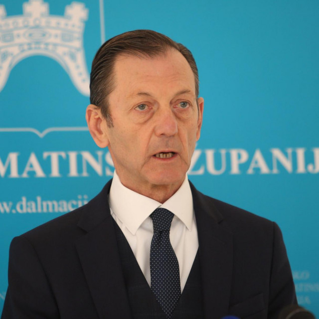 dr Julije Meštrović, ravnatelj KBC-a Split