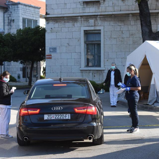 Ministar zdravstva Vili Beroš nedavno je posjetio Opću bolnicu Zadar