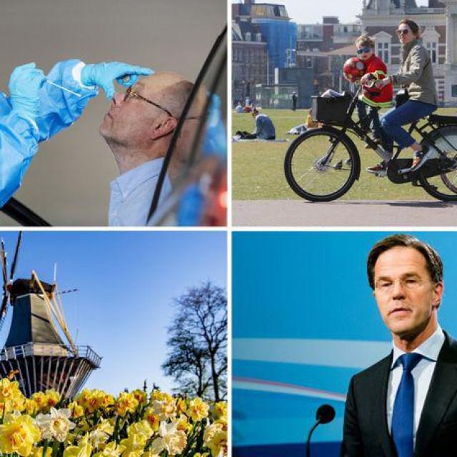 Nizozemska vlast se u borbi protiv koronavirusa odlučila na tzv. inteligentnu karantenu, ali epidemija se širi rapidno kroz državu i sada imaju jednu od najviših stopa smrtnosti.