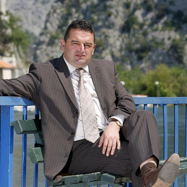 Ivan Škaričić u danima kada je vladao Omišom