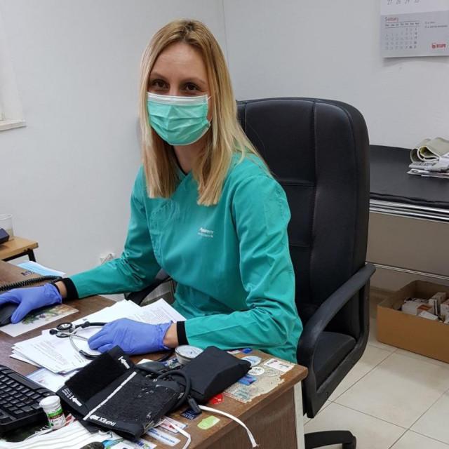dr. Katarina Šošić Šilje, liječnica obiteljske medicine