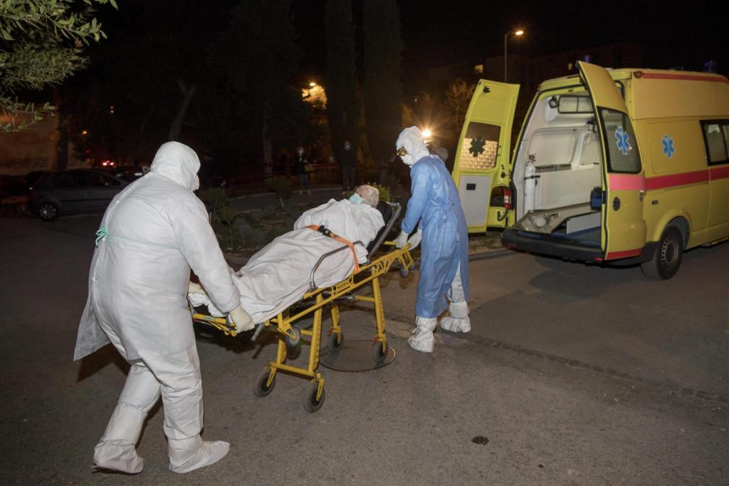 Deset osoba pozitivno je na koronavirus u Domu za starije i nemoćne u Vukovarskoj ulici u Splitu