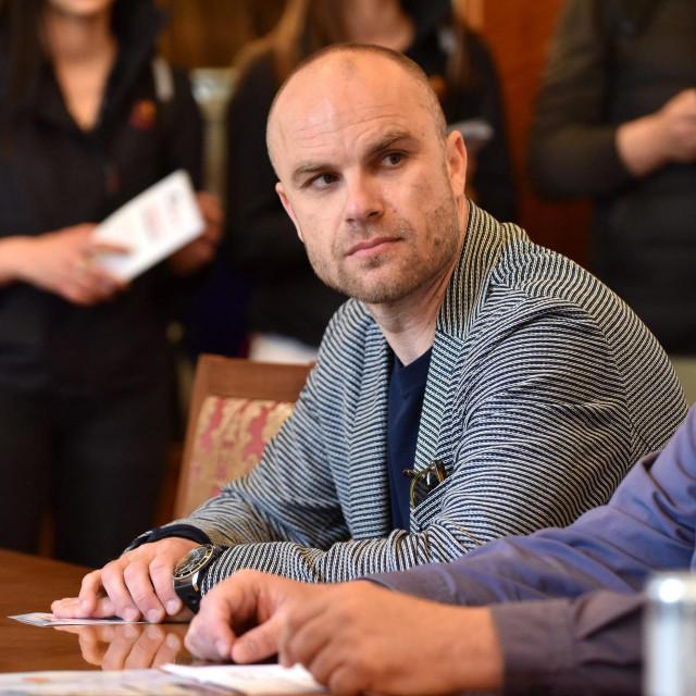 Mario Paleka, direktor TZ Grada Zadra<br />