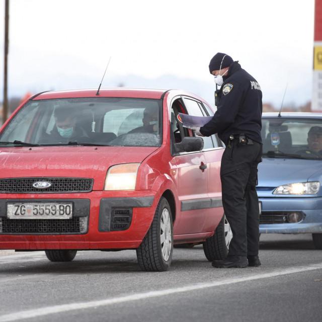 Policijski punkt u Murvici