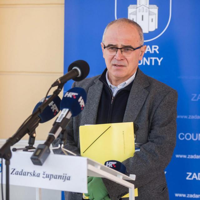 Ravnatelj OB Zadar Željko Čulina<br />