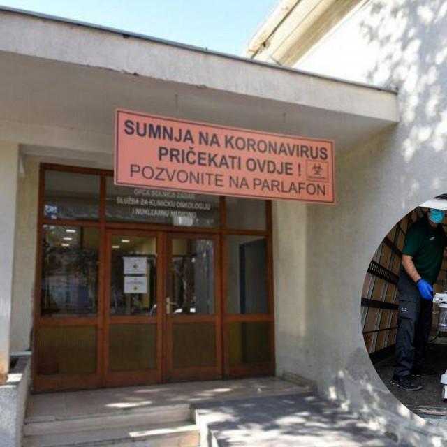 U Zadar stižu dva nova respiratora