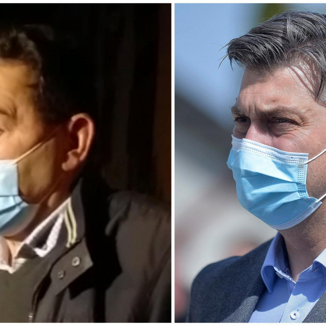 Premijer Plenković kaže da ne zna tko je ravnatelj Doma umirovljenika u Splitu