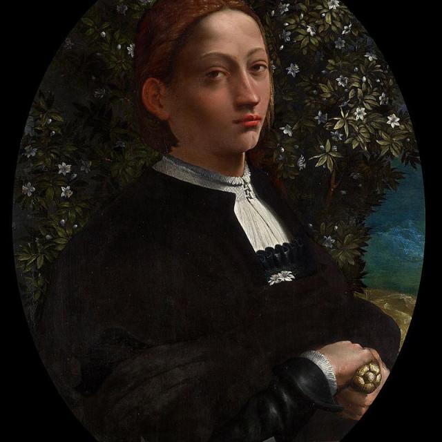Lucrezia Borgia, renesansna talijanska ljepotica i nezakonita kći zloglasnog pape Aleksandra VI.