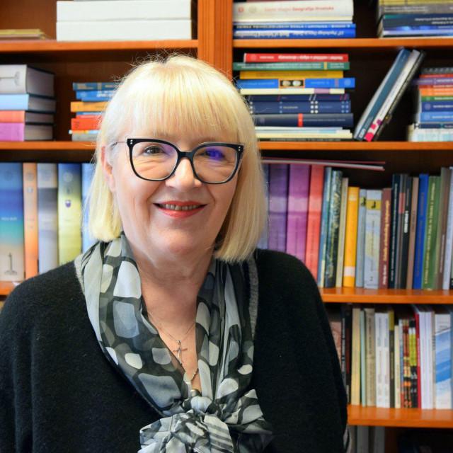 Rektorica Dijana Vican obratila se svim djelatnicima i studentima