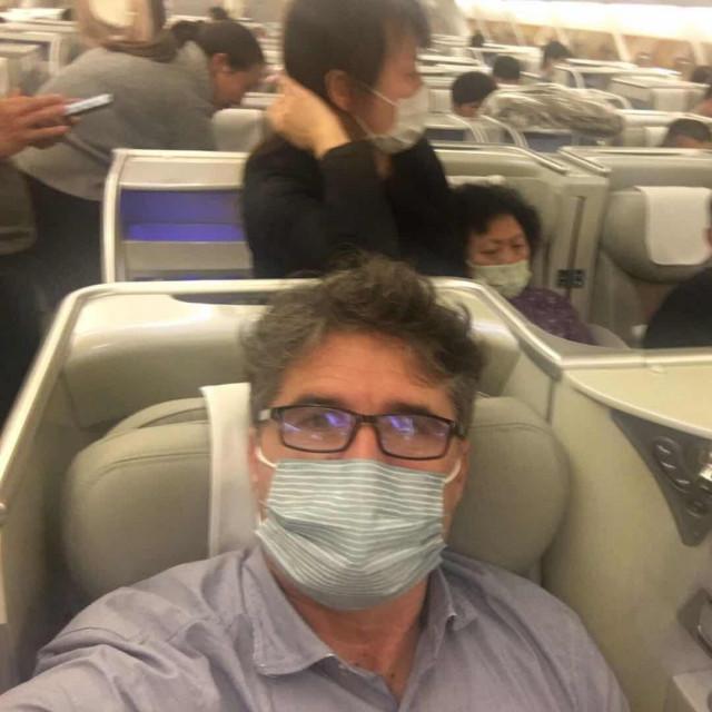 Leo Jeričević nalazi se u Kini