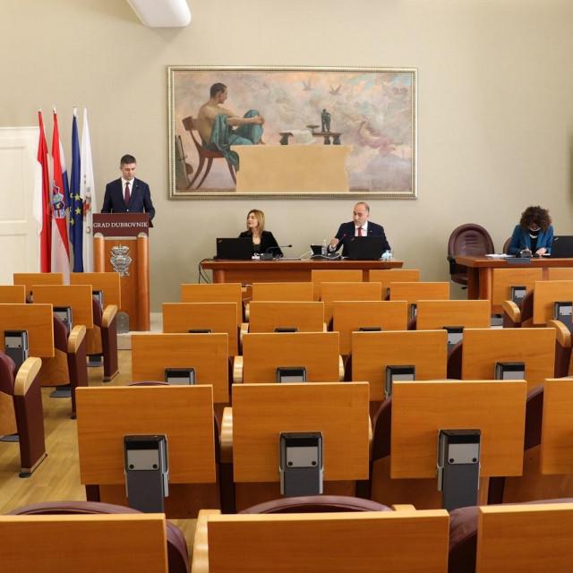 Online sjednica Gradskog vijeća Grada Dubrovnika
