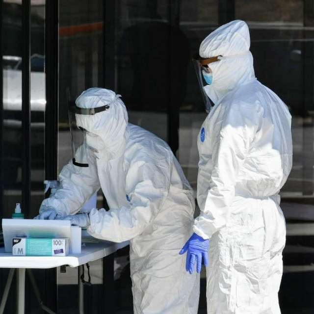 Od danas se i u Dubrovniku može obaviti drive-in testiranje na koronavirus