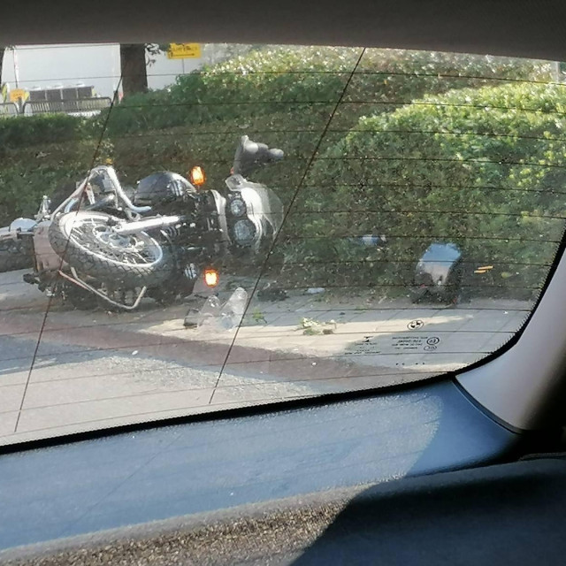 Prometna nesreća u Gružu