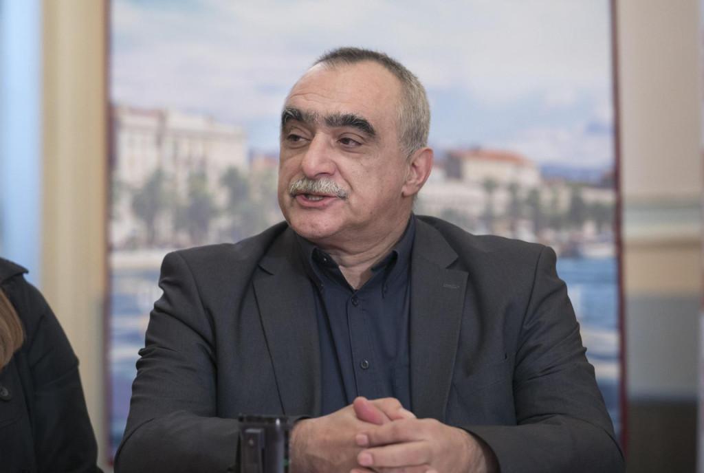 Intendant HNK Split Srećko Šestan<br />