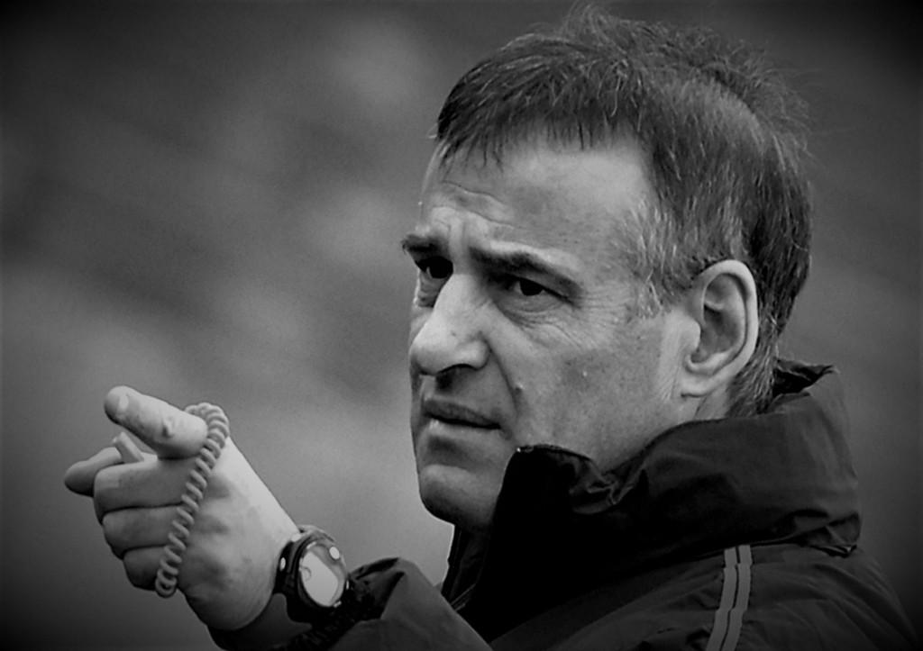 Luka Bonačić je preuzeo momčad nakon što u prvih sedam kola Dubrovnik nije imao ni boda niti je postigao pogodak foto: Joško Ponoš