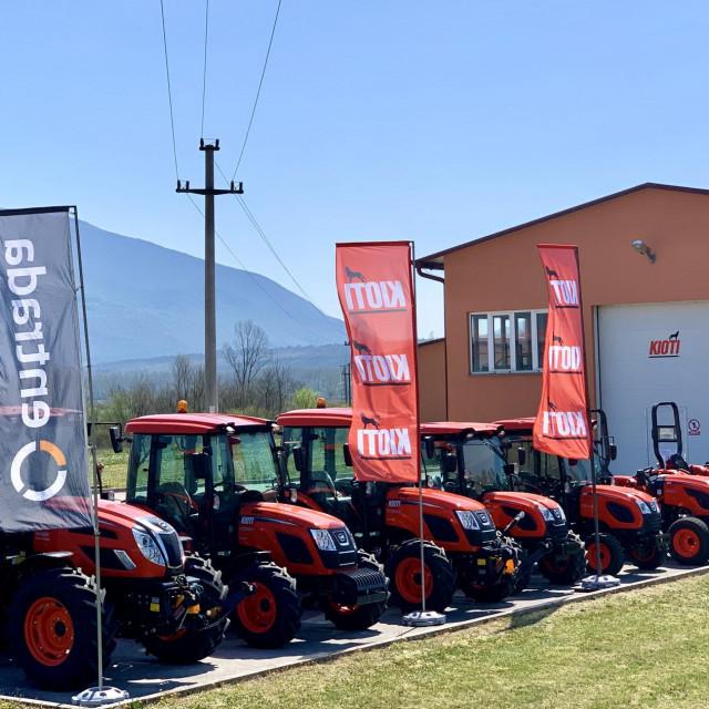 Kioti traktori nude poseban osjećaj sigurnosti