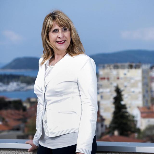Upozorila sam nadležne da je Solin žarište - Jasna Ninčević