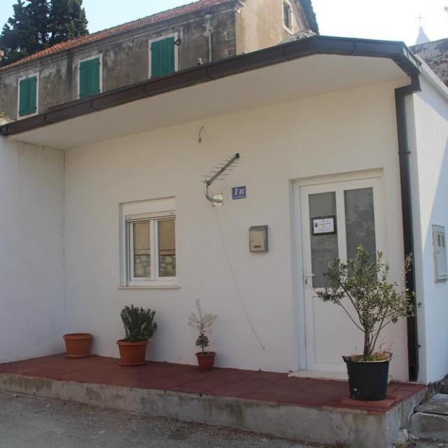 Kuća ispred koje je preminuo Vjeko Franičević