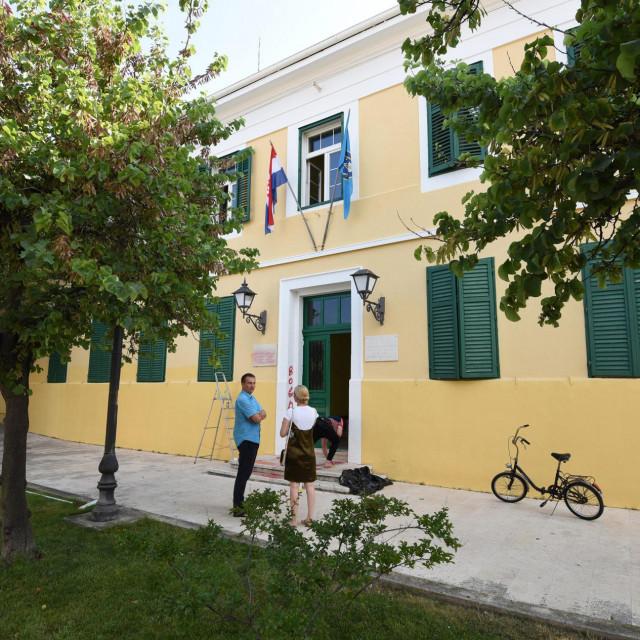 Jedan wi fi uređaj postavljen je i na zgradu općine