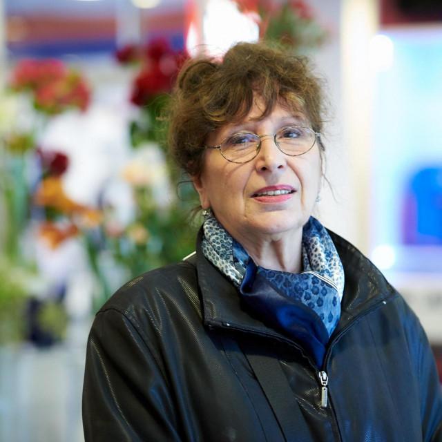 Maja Milovčić, predsjednica dubrovačkog Društva turističkih vodiča
