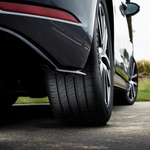 S ljetnim gumama osigurava se pouzdana, sigurna i štedljiva vožnja u toplijim mjesecima