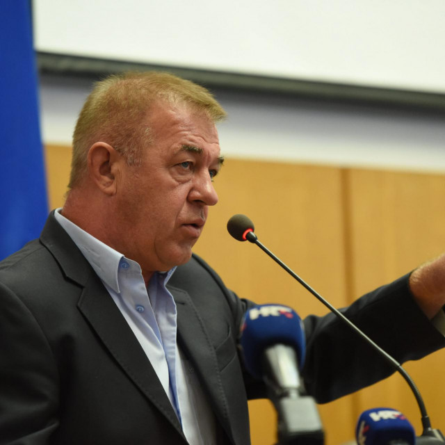 Mario Pešut, gradski pročelnik za zdravstvo i socijalnu skrb