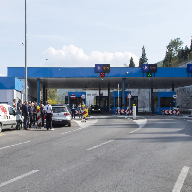 Granični prelaz Metković - Doljani dnevno prijeđe i do 200 radnika iz BiH<br />